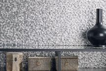 Mesmerizing Metallic Mosaics