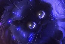 fairies, cats & cuteness