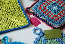 Crochet..potholders