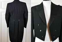 Men's Vintage Formal Clothing
