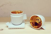 cups by SH team / Porcelain cups
