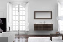 Furniture and Washbasins / Unique collection; the bathroom dresses with new textures that exist in the imagination but can also be touched.