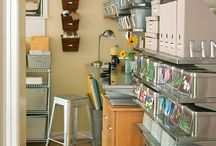Decor: Organization Inspirations! / I love to organize, sometimes I can be a little to compulsive about organization.  You will find great organization ideas for all areas for your home. / by Designed Decor