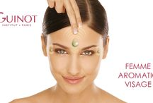Aromatic Visage / Aromatic Visage è un trattamento rilassante che unisce gli oli essenziali, maschera e massaggio per idratare, per dare equilibrio ed energia alla pelle.  I vantaggi: - Distende i tratti del viso  - Riduce le rughe  - Calma e leviga la pelle  - Ridona equilibrio ed energia alla pelle.