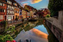 Colmar & Alsace - France