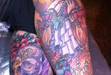 Tattoo Inspo / by Krysta Starkey