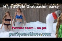Foam party videos / Different types of events to use foam machines