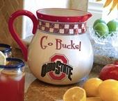 GO BUCKS!! / Ohio state buckeye stuff / by Heidi Gleason