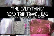 Road trip stuff