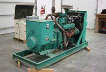 Used Generators FOR SALE / Used Generators for Sale - Prima Power Systems Inc.  Abbotsford, British Columbia