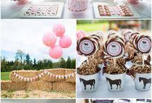 horse & pony party