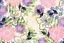 Rubber Stamp Tapestry - красивые штампы