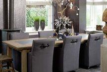 Eetkamerstoelen | Nano Interieur / Geen enkel meubelstuk wordt zo intensief en dynamisch gebruikt als eetkamerstoelen, daarom staat hoog zitcomfort bij al onze stoelen voorop.  #eetkamerstoelen #eetkamerstoel #wooninspiratie #interieur #nanointerieur