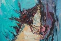 Velden / paintings 1980-1999