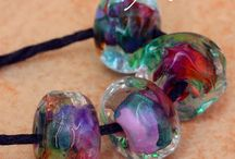 Lanpwork inspirations! / Lampworked beads