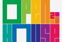 Typographie / Typography / Domaine : Design Graphique / by Valérie WINTZ