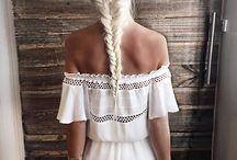 To fly in the HAIR / Des beaux cheveux dans tous les sens