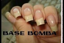 Base para fortalecer as unhas