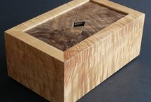 Secret wood box