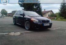 BMW e61 Bi-turbo / bmw e61 535d