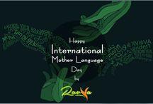 Happy Mother Language Day