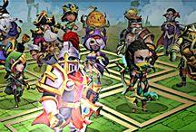 Castle Clash: Age of Legends E06 Quest and Legendary Hero Card