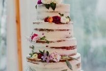 Cake / Dessert Area