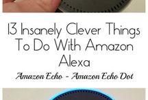Alexa echo