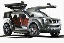 Exterior Project / Nissan Concept Show Car