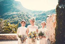 Majorca brides / Selection of Francisco Fonteyne brides pictures