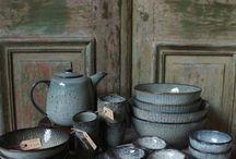 Ceramics and Stoneware