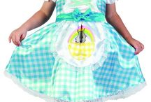 Childrens costumes / fun for the children
