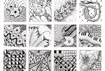 Zentangle & Doodle and much more