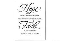 Inspiration, Faith, & Quotes