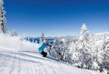 Skiing & Massage