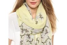 Small detail - Scarves ( malý detail ako šatka  ) / Simply, smart, small and can change your outfit to trendy look.