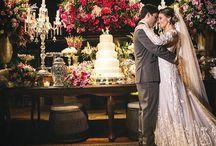mesas casamento