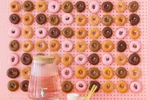 PARTY THEME - Donuts