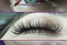 eyelash / eyebrow