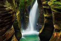 Waterfalls / by Roxanne Berg