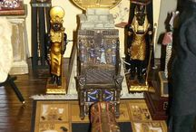 Egypte kijkkast