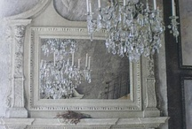Natural Stone Fireplace Surrounds / A beautiful way to frame your fireplace.