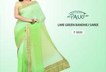Palki Online Store / Buy gorgeous designer sarees @ Palki online store