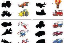 vehicles activities