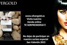 Donde encontrar SIlvergold / En #SilverGold compro oro, puedes encontrar mas de 5000 joyas en oro de 1ª Ley, visita nuestra web y elige la tuya. También puedes visitarnos en nuestras tiendas, te recordamos donde nos encontramos para que puedas acudir a la que más cerca tengas. Barakaldo, C/ Rontegi nº 8 Sestao, C/ Lorenzo LLona º 2 Santurtzi C/Genaro Oraá nº 22 SILVERGOLD, SIEMPRE CERCA DE TI!!!!