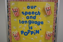 Speech Stuff for Bulletin Boards / by Leann Fortner