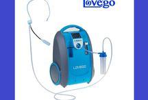 Przenośny koncentrator tlenu Lovego