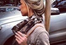 Hair / Snygga frisyrer