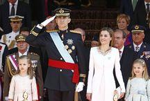 Felipe VI - Spanish Royal Investiture / The royal investiture