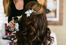 Wedding Hair / by Geni M